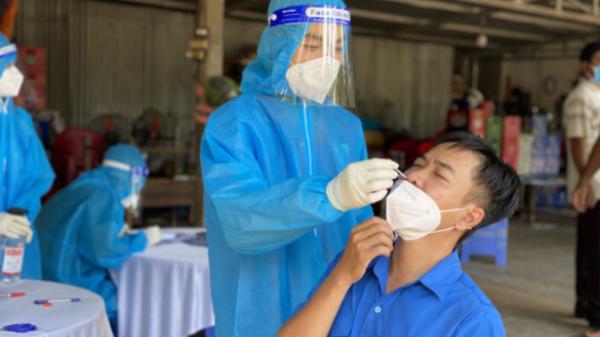 Cập nhật mới nhất tình hình dịch bệnh Covid-19 tại Tây Ninh đến 18 giờ ngày 21/9/2021