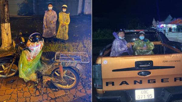 Đi 300km về chịu tang cha, 2 anh em quê ở Tây Ninh xin qua chốt kiểm dịch và cuộc gặp bất ngờ trong đêm