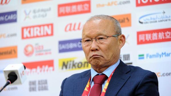 HLV Park Hang-seo xin lỗi CĐV vì U23 Việt Nam không vô địch