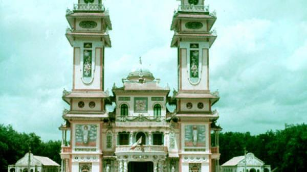 Bí ẩn kiến trúc Tòa Thánh Tây Ninh