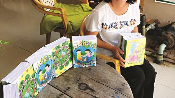 Tây Ninh:Tấm lòng cô giáo về hưu