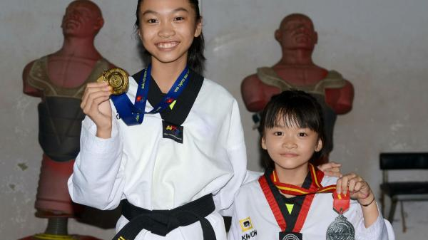 Tây Ninh tham dự giải vô địch Taekwondo học sinh toàn quốc lần VIII năm 2018:  Sự trở lại thành công