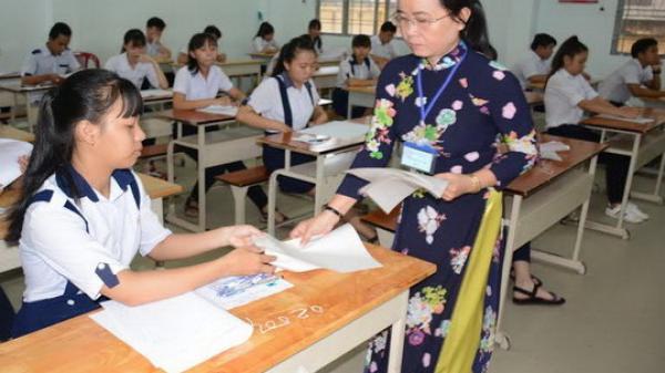 Công bố điểm chuẩn vào trường chuyên