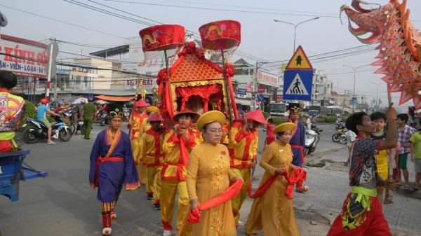 Đình thần Thanh Phước tổ chức lễ Kỳ yên năm 2018
