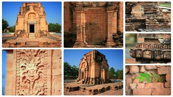 Nếu có dịp du lịch Tây Ninh nhớ ghé thăm tháp cổ Chót Mạt từng 'lừng danh' một thời!