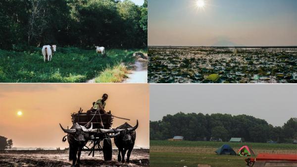 TRẢI NGHIỆM THÚ VỊ với 24 giờ khám phá ĐẢO NHÍM giữa lòng hồ Dầu Tiếng, Tây Ninh