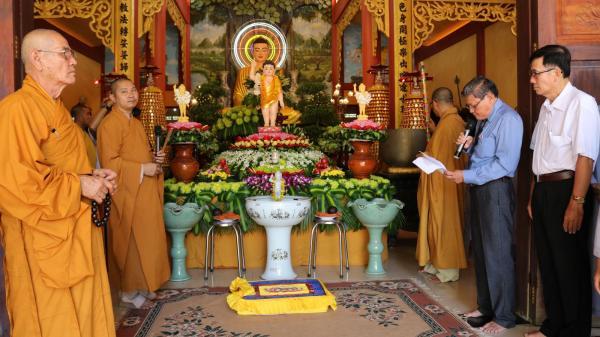 Tây Ninh: Đại lễ Phật Đản ở Chùa Bảo Pháp