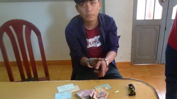 Tây Ninh: Bắt 1 đối tượng mua bán trái phép chất ma túy