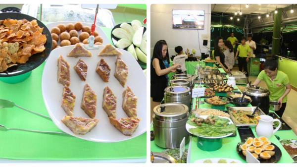 Vương Quốc Đậu Nành TOJY- Trải nghiệm không thể bỏ qua cho những người thích ăn chay ở Tây Ninh
