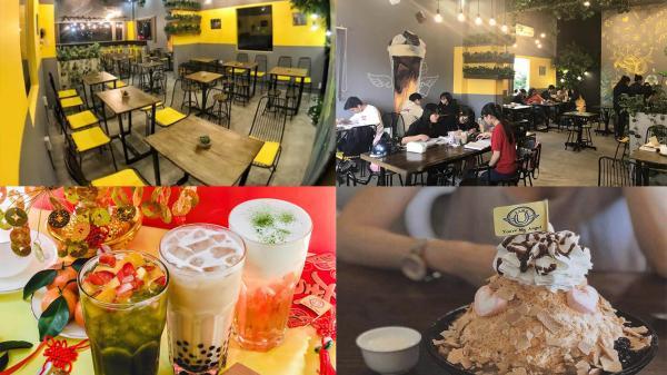 Thưởng thức bingsu cực COOL, view quán cực CHẤT tại You Are My Angel Coffee ở Tây Ninh