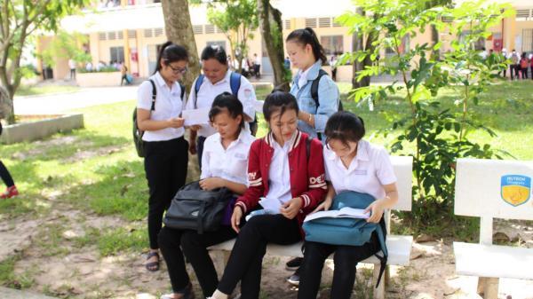 Tây Ninh đạt tỷ lệ 97,19% tốt nghiệp THPT quốc gia năm 2018