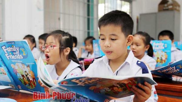 Bình Phước: Ngày 10 và 11-8, sẽ khảo sát năng lực tiếng Anh lớp 6, lớp 10