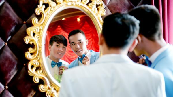 Tây Ninh: Ảnh cưới của cặp đồng tính nam yêu nhau từ lần gặp đầu tiên