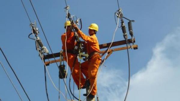 Lịch cúp điện dự kiến ở Tây Ninh từ ngày 13/08 đến ngày 19/08/2018