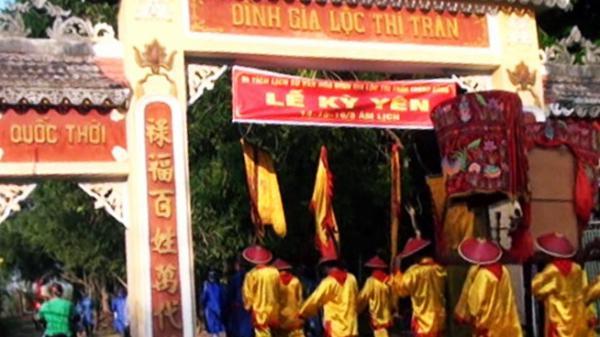 Tây Ninh: Tu sửa Đình Gia Lộc