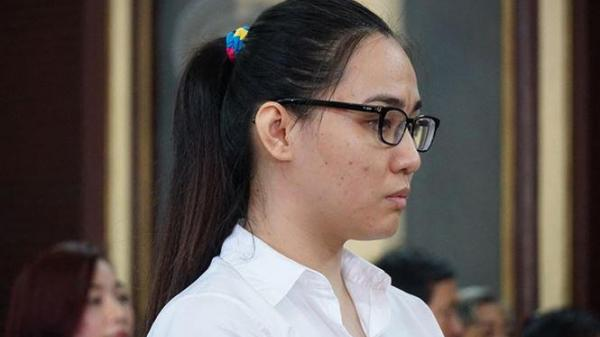 Tuyên tử hình 'hot girl' ma túy Trần Kim Yến