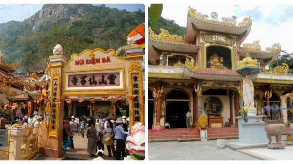 Núi Bà Đen – Tây Ninh và sự tích ly kỳ về người con gái c.h.ế.t oan và 3 lần báo mộng, hiển linh