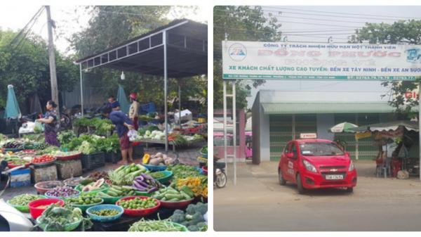 """Tây Ninh: Xăng giảm giá liên tục, hàng hóa và dịch vụ vận tải vẫn """"đứng yên""""!"""