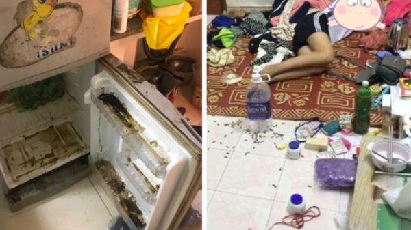 Tổng hợp những phòng trọ sinh viên bẩn nhất 2018, khi các thánh ở dơ ra ngoài áo quần lồng lộn nhưng về nhà bừa bộn không chịu nổi