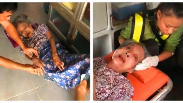 Tây Ninh: Phẫn nộ nghịch t.ử bạo hành mẹ già dù được cho tiền tỷ để phụng dưỡng