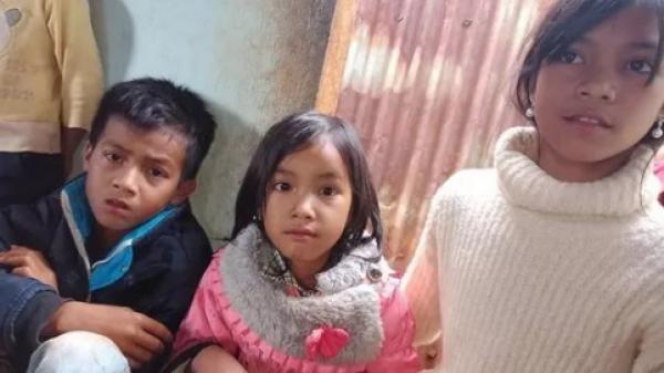 Xót xa hai vợ chồng trẻ bị sét đánh t.ử v.ong, 3 con nhỏ bơ vơ