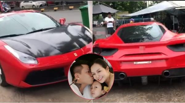 Diện mạo mới nhất siêu xe 16 tỷ đồng của Tuấn Hưng sau tai nạn bẹp dúm