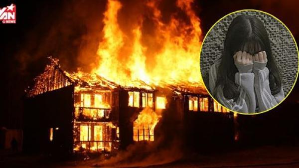 Quá mệt mỏi vì bị giục lấy chồng, cô gái châm lửa đốt cháy luôn nhà mình