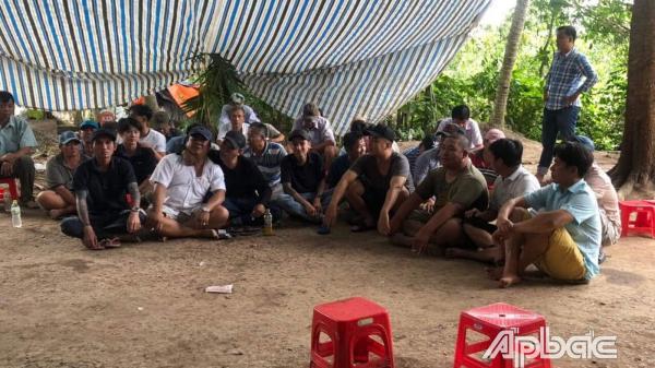 Miền Tây: Triệt phá trường gà KHỦNG, bắt 39 đối tượng đang say sưa
