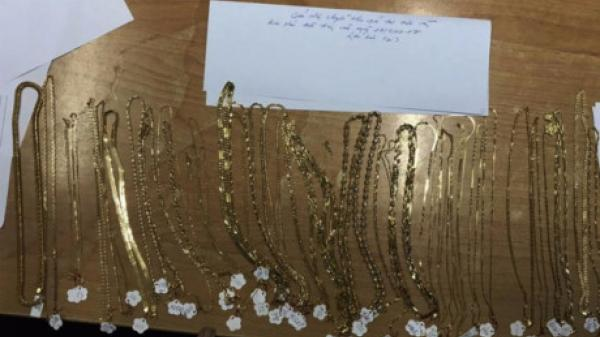 Bắt giữ 'nữ quái' 9X thực hiện gần chục vụ trộm tiệm vàng ở 3 tỉnh, thành