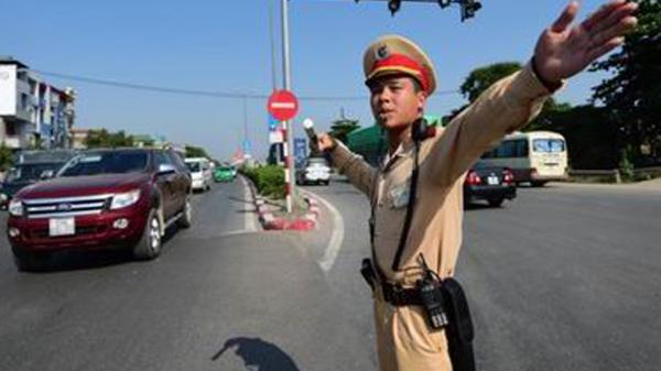 Khi nào CSGT được dừng phương tiện khi tuần tra, kiểm soát?
