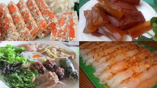 """Những đặc sản làm """"chao đảo"""" vị giác nên thử qua ở Thái Bình"""