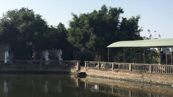 Thái Bình: Xác định 2 nghi phạm liên quan tới cái chết dưới ao