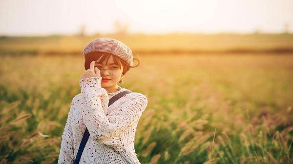Đi nhanh kẻo lỡ cả một cánh đồng cỏ lau đang mùa nở rộ ở quê lúa Thái Bình!