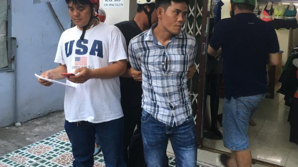 Bắt đối tượng nhiễm HIV, cạy phòng trọ sinh viên trộm tài sản của 2 người quê Thái Bình