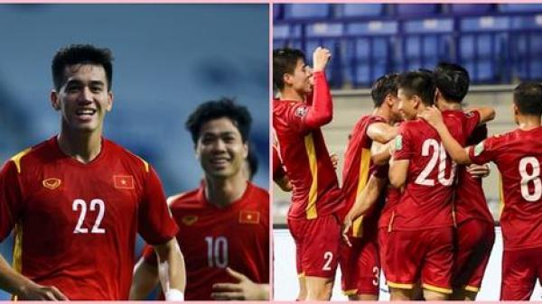 """Việt Nam đứng đầu trong BXH """"chơi đẹp"""" nhất Đông Nam Á tại vòng loại thứ 2 WC2022, Tiến Linh cũng vô đối ở hạng mục """"vua phá lưới"""""""