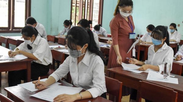 151 thí sinh và 15 cán bộ làm công tác thi tốt nghiệp THPT ở Phú Yên nghi mắc COVID-19