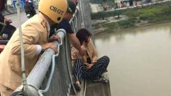 Thái Bình: Thiếu nữ bất ngờ nhảy xuống sông Hồng tự tử