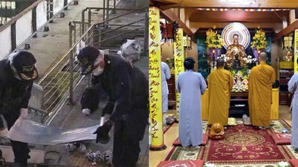 Chùa Hòa Lạc Kobe ở Nhật Bản hỗ trợ lo hậu sự cho nạn nhân tử vong thương tâm vì bị đạp xuống sông