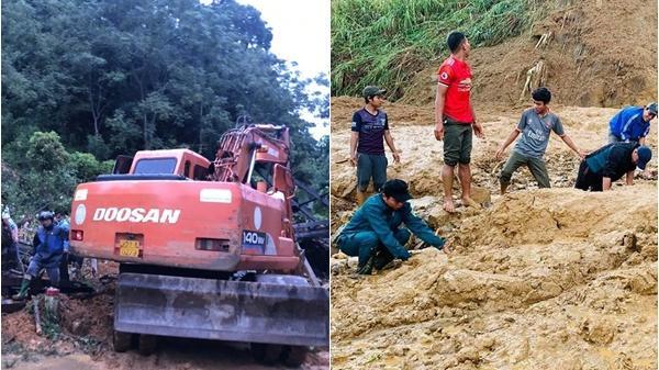 Sạt lở đất khiến 3 cháu nhỏ trong gia đình tử vong ở Tuyên Quang