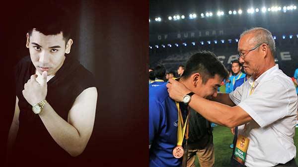 Chuyện chưa biết về chàng bác sỹ Thái Bình đa tài được tặng huy chương sau chiến thắng của U23 Việt Nam