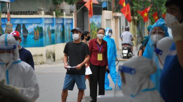 Khoa Hồi sức tích cực Bệnh viện Việt Đức có ca COVID-19 đầu tiên