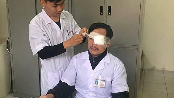 Sức khoẻ bác sĩ bị hành hung ở Thái Bình ra sao?