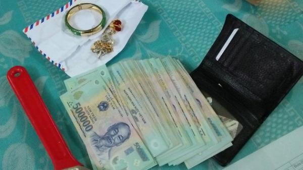 Thái Bình: Nghiện ma túy, gây 6 vụ trộm cắp nhà dân trong một tháng