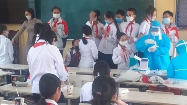 Dịch phức tạp, thành phố Nam Định cấm các hoạt động đông người, cho học sinh nghỉ học