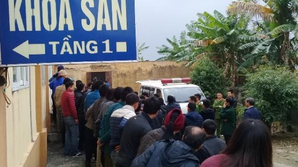 Thái Bình: Một sản phụ và thai nhi 38 tuần chết bất thường