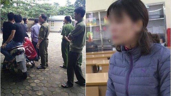 Tin mới nhất vụ cô giáo bị phụ huynh đánh ghen, người chồng biến mất không đến đối chứng