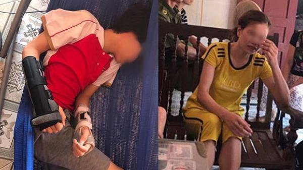 Vụ chồng xích cổ vợ ở Thái Bình: Người vợ xin để gia đình tự xử lý nội bộ