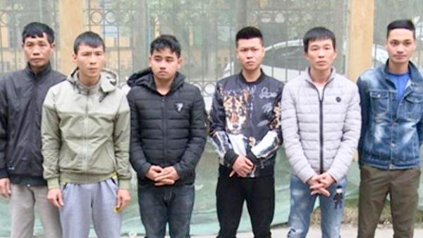Quỳnh Phụ (Thái Bình): Bắt nhóm đối tượng đánh bạc dưới hình thức chơi liêng