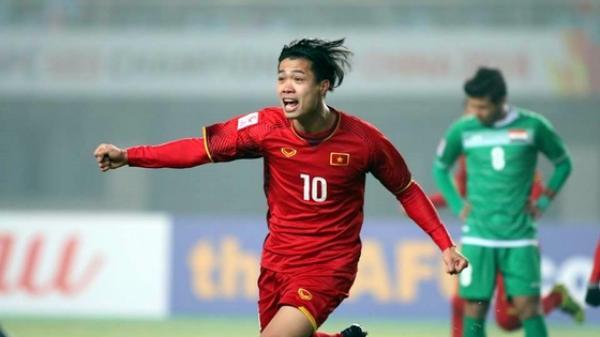 Công Phượng nói dối mẹ sau trận đấu chiến thắng của U23 Việt Nam