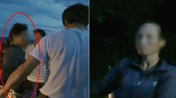 Nghệ An: Người dân vây bắt một phụ nữ nghi định bắt cóc trẻ em